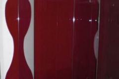 Glaswand Dusche